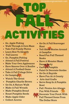 Ready to have some family fun with these fall activities. A collection of crafts, worksheets, printables, recipes and tons of family fun ideas. Autumn Activities, Family Activities, Outdoor Activities, Fall Checklist, Fall Family Photos, Happy Fall Y'all, Family Night, Autumn Theme, Couple