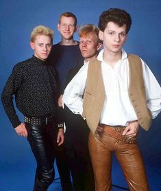 Depeche Mode (1981) with Vince Clarke