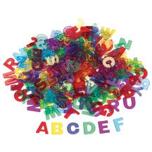 Discount School Supply - Letter Jewels - 260 Pieces for $6    If anyone buys these, I'll gladly split with you even.  I need these for my light table, but I know if I buy THESE, I'll end up buying a million other things from that site too.