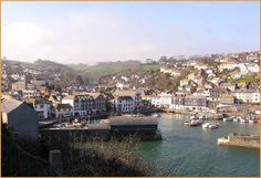 Mevagissey, Cornwall - one of the places visited by 'Raif Condor' in The Splintered Circle. Devon Cottages, Cornwall Cottages, Towns In Cornwall, Lost Gardens Of Heligan, William Wordsworth, Eden Project, History Online, Snowdonia, Cumbria