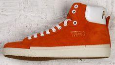 Pantofola d'Oro Legend Arancio | Cult Edge