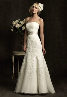 Kinda shaped like the Bridals by Lori dress