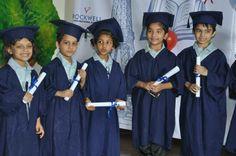 Graduation Ceremony of PP2 B Kids held on April 3rd, 2014