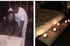 WELCOME TO SOPHIA STEVE BLOG              :  TIWA SAVAGE AND TEEBILLZ CELEBRATING THEIR  1ST W...