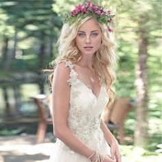 New Summer Boho Beach Wedding Dresses 2017 Long Bohemian Bridal Gowns Casamento V Neck Backless Appliques Tulle Robe De Mariage