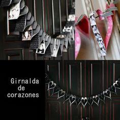 DIY+San Valentín handmade