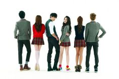 Dream High: Songs Featured in the Drama Dream High Season 2, Dream High 2, Korean Tv Shows, Season 2 Episode 1, Best Dramas, Korean Dramas, The Big Boss, Drama Fever, Romance