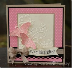 STAMPIN'UP! UK- Top UK Demonstrator Monica Gale-01405 862902-DN14 9QZ: Birthday Passionette