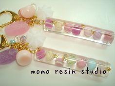 中が動くレジン♪の画像   momo resin studio