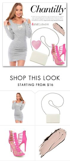 """""""AMICLUBWEAR 6/III"""" by amra-mak ❤ liked on Polyvore featuring Nine West and amiclubwear"""