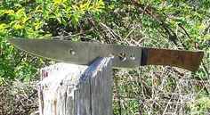 knife from lawn mower blade - Google Search