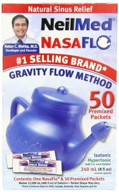Neti Pot - Best Remedy for Sinus Relief