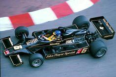 Ronnie @ Monaco 1978 JPS Lotus78