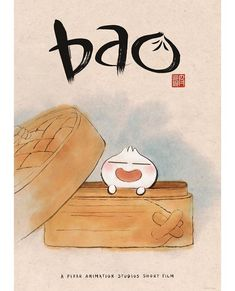 Make your own Bao dumplings like the Disney Pixar Short. Also, see what goes into the making of a great film from the first female Pixar Short. Pixar Shorts, Disney Shorts, Pixar Movies, Disney Movies, Comedy Movies, Disney Stuff, Animation Movies, 2018 Movies, Romance Movies