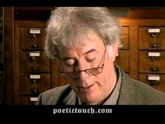 Seamus Heaney reads his poem Blackberry Picking