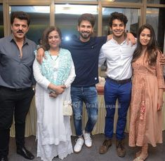 Shahid Kapoor is the son of actors Pankaj Kapur and Neelima Azeem. The pair separated in 1984 when the actor was merely three and he stayed with his mother,