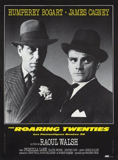 The Roaring Twenties posters for sale online. Buy The Roaring Twenties movie posters from Movie Poster Shop. We're your movie poster source for new releases and vintage movie posters. Humphrey Bogart, Bogart And Bacall, James Cagney, Old Movies, Vintage Movies, Roaring Twenties, The Twenties, Bogart Movies, New York