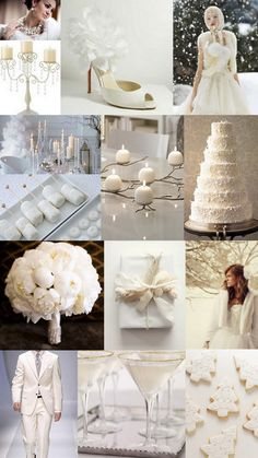 Most Popular Pins brought to you by Luda :)    Holiday Wedding Ideas