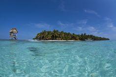 http://pin.sanctuarybelize.com      Sanctuary Belize's 6 acre Private Island