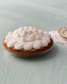 Martha's Banana Cream Pie