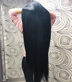 Tips For Changing Your Hairstyle – Hair Wonders Beautiful Long Hair, Gorgeous Hair, Shiny Hair, Dark Hair, Straight Hairstyles, Cool Hairstyles, Glam Hair, Long Black Hair, Super Long Hair