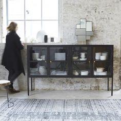 Elena Metal Cabinet 180