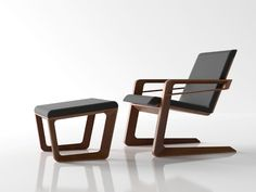 Airline 009 Chair by Cory Grosser for Walt Disney Signature