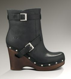 Women's Taryn Clogs Online | UGG© Australia This combines my love of black boots,