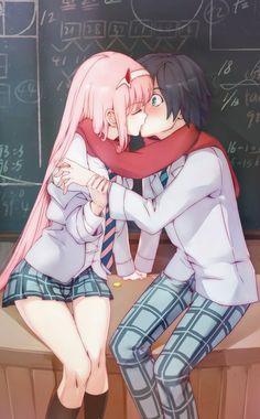 ZTHi - Darling in the FranXX #GG #anime #ZTHi