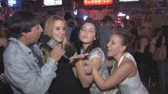 DRUNK GIRLS Exclusive Video Drunk US Girls Shocking Video, Behind The Sc...