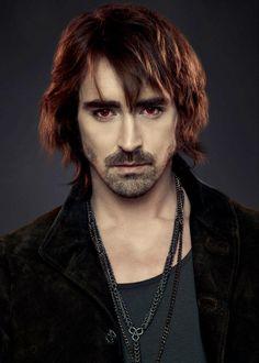 Lee Pace as Garrett  - Definitely the sexiest vampire in Breaking Dawn 2 ;)
