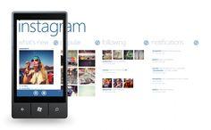 Instagram for Windows Phone | Concept