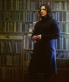 Severus Snape. Probably my favorite HP character.