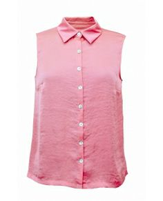 b7013a8c6f Trouve Sleeveless Shirt. Candy. Simple but perfect. Great colour. Team with  Yumiko