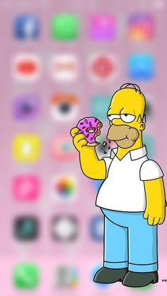 Wallpaper Simpsons