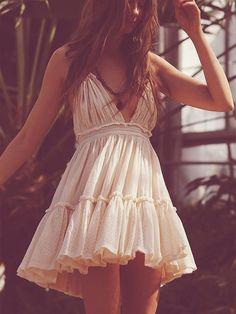 vestido boho, outfit super comodo para diario.