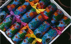 We show you how to make your own Christmas crackers - a fun, inspiring and cost-effective alternative this Christmas.