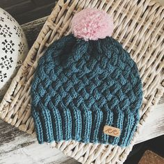Organic cotton hat