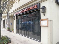 Roots Steakhouse is Summit NJ. Feels like a classic steakhouse in NYC or LA.