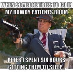 I will give you a death glare if you wake them up! - Nursing Meme - I will give you a death glare if you wake them up! The post I will give you a death glare if you wake them up! appeared first on Gag Dad. Rn Humor, Nurse Humor, Ecards Humor, Psych Nurse, Funny Humour, Funny Memes, Icu Nursing, Nursing Tips, Nursing Memes