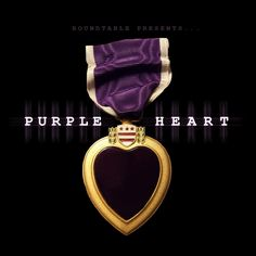 purple heart medal~.My dad got a purple heart in WWII, but my brothers got ahold of it while playing army and lost it. I'm just sick over this