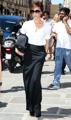 The 8 Most Important Fashion Rules We've Learned From Victoria Beckham via @WhoWhatWearUK