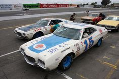 Last remaining Bud Moore-built Ford Torino NASCAR racer heads to auction | Hemmings Daily