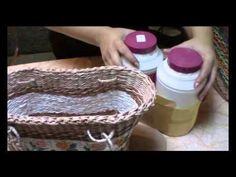Asas para cestas