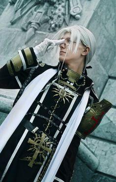 Abel Nightroad - Trinity Blood by OkariDane on deviantART