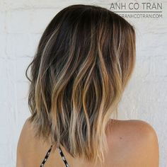 Long Bob with Ombre  #Ombrehairsydney