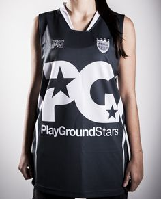 Woman Basketball Jersey!! Available Now at www.playgroundstars.bigcartel.com