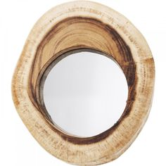 The perfect mirror brings dynamic possibilities to a room, investing it with space and style. Our ranges of wall mirrors offer a considerable variety Wood Mirror, Wood Wall, Mirror Mirror, Mirrors, Tree Roots, Design, Clinic, Bedroom, Decoration