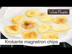 DIY: aardappelchips uit de magnetron - Leuke recepten
