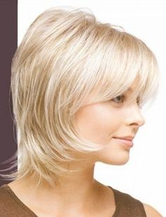 short sassy blonde wigs - Google Search